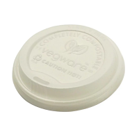 Vegware Hot Cup Lid - 12/16oz for GH021 & GH022 (Box 1000)