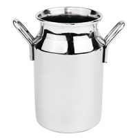 Mini Milk Churn Stainless Steel Medium 4.25oz