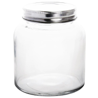 Vogue Screw Top Preserve Jar 330ml (6Per Case)