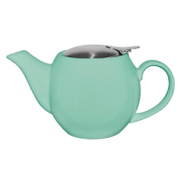 Olympia Cafe Teapot 510ml Aqua