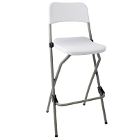 Bolero Folding High Stool (Pack of 2)