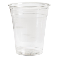 Clear PET Juice Cup - 12-14oz (Pack 1000)
