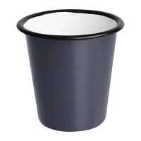 Olympia Enamel Tumbler Grey 310ml