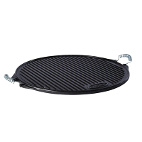 Garcima SL Enamelled Cast Iron Round Griddle Pan 520mm