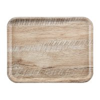 Cambro Wood Grain Tray Madeira 360 x 460mm Light Oak