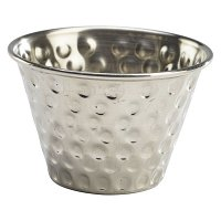 4oz Stainless Steel Hammered Ramekin