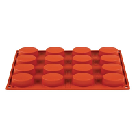 Formaflex Silicone 16 Oval Mould