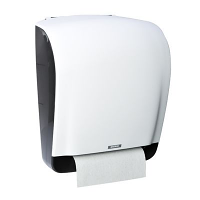 Katrin System Towel Dispenser - white