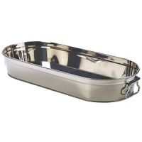 Stainless Steel Serving Bucket 46x20x7cm