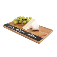 T&G Cheese Board with Chalk Strip
