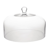 Olympia Glass Cake Stand Dome