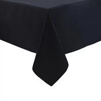Occasions Tablecloth Black 1780 x 2750mm