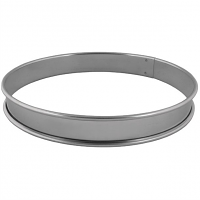 Stainless Steel Tart Ring 280mm