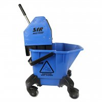 SYR Mop Bucket & Wringer Set Blue