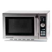 Menumaster Large Cavity Medium Duty Microwave Manual Dial 1100W
