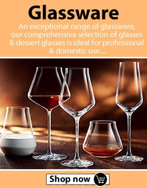 Buy online - Wine, beer, cocktail and water glasses
