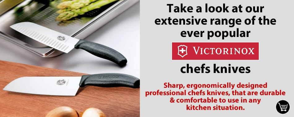 Buy Victorinox Kitchen and Chefs Knives online