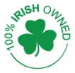 100% Irish Owned