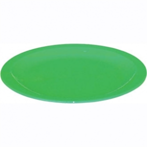 Kristallon Polycarbonate Plate Green 172mm (Box 12)