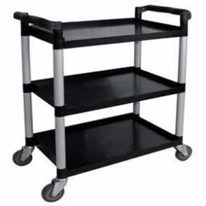 Vogue Polypropylene Mobile Trolley Large  CF102