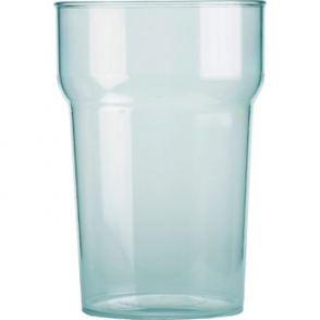 Polycarbonate Beer Glasses 570ml CE Marked Pint (48pc)