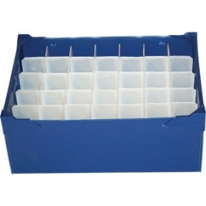 Glass Jack Blue 35 Sections (5 per case)