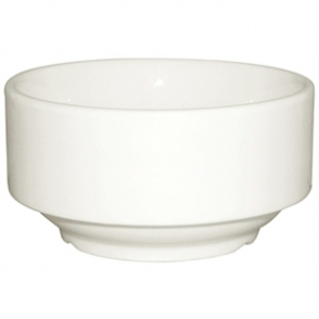 Lumina Fine China Stacking Soup Bowl (Box 6)