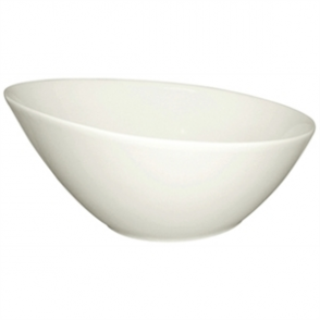 Lumina Fine China Oval Sloping Bowl 148mm (Box 6)