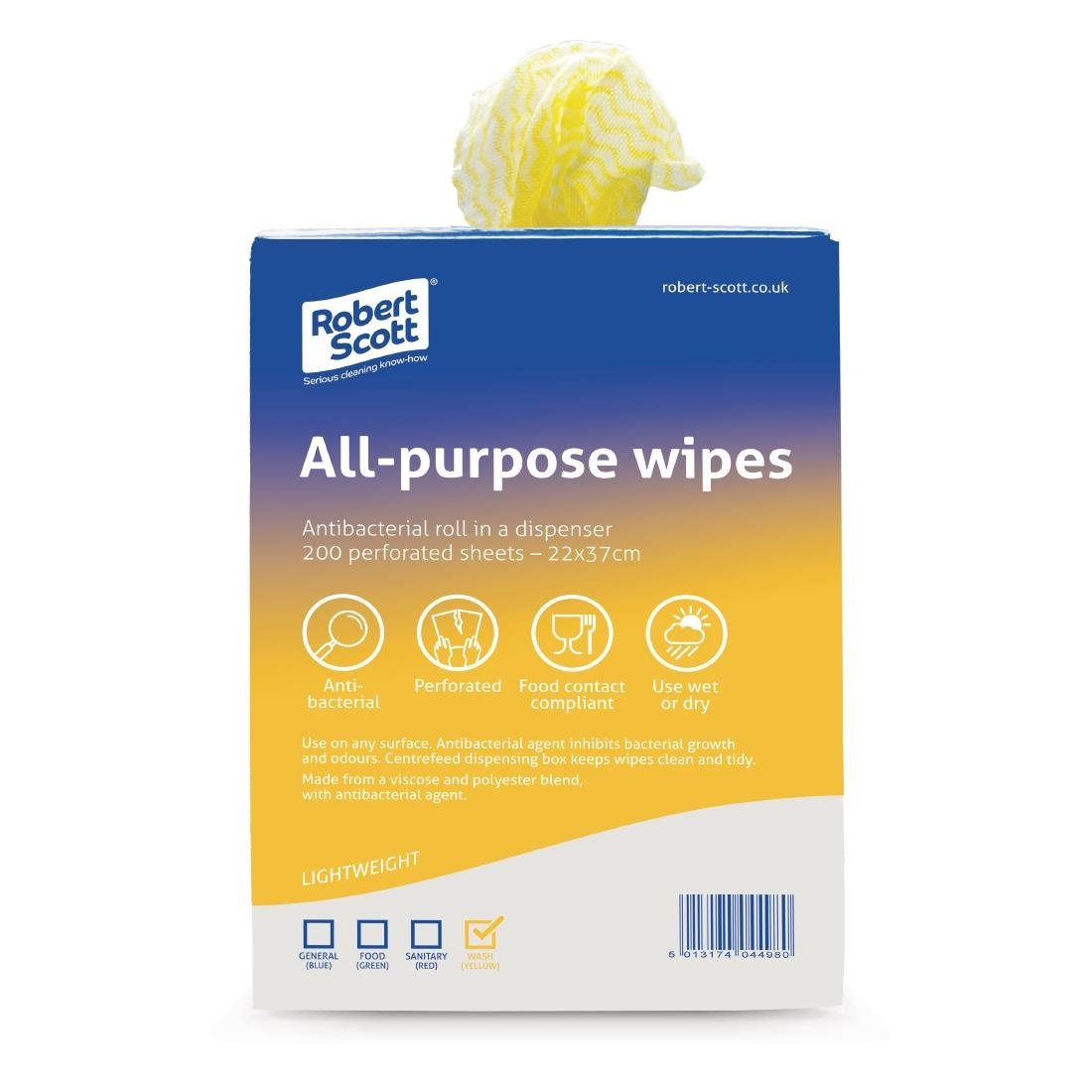 Antibacterial All Purpose Cloth