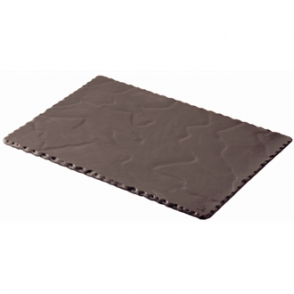 Revol Basalt Rectangular Plates 300mm (Box 6)
