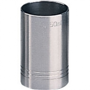 Thimble Measure S/S 50ml CE Stamped