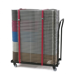 Chair Trolley for Polypropylene Chairs