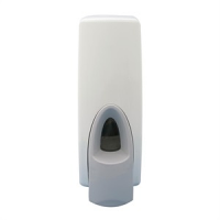Rubbermaid White Spray Soap Dispenser