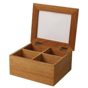 Olympia Mini Tea Box with Lid