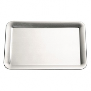 APS Pure Stainless Steel Trays 6x Bowls