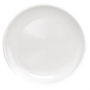 Olympia Cafe Coupe Plate White 200mm 12pp