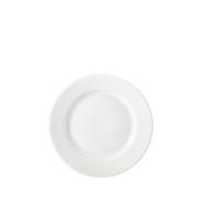Royal Genware Classic Winged Plate 21cm White
