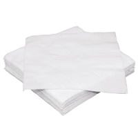 Fiesta White Lunch Napkin 30x30cm 2 Ply (2000pc)