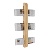 Olympia Wall Mounted Magazine Rack