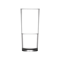 BBP Polycarbonate Hi Ball In2Stax Glasses Pint