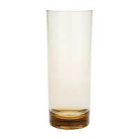 Kristallon Polycarbonate Tumbler Tan 360ml
