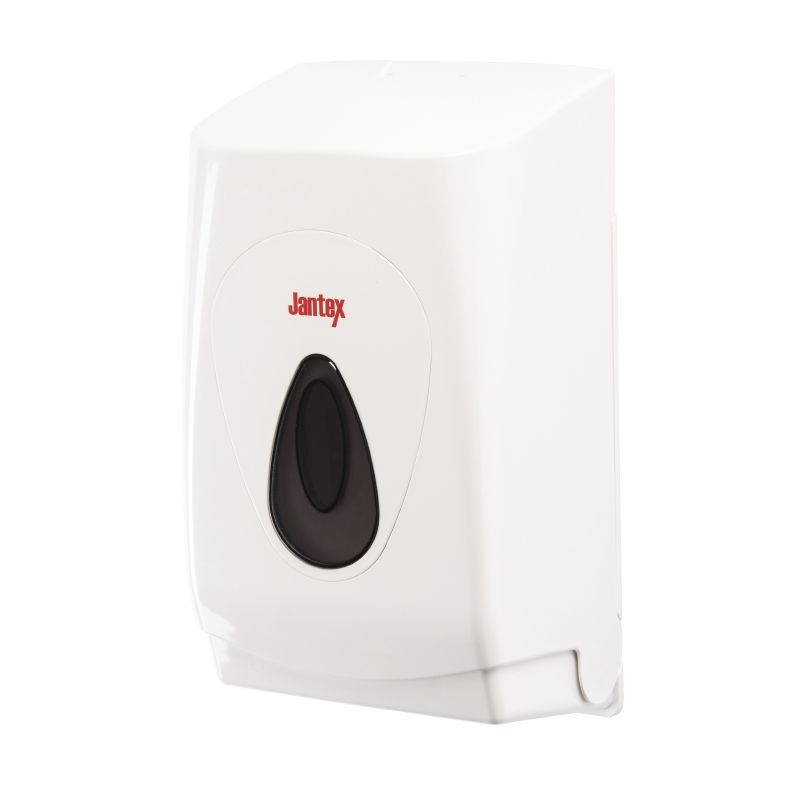Jantex Bulk Pack Toilet Tissue Dispenser