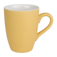 Olympia Matt Pastel Mug Yellow