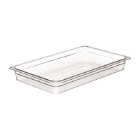 Cambro Polycarbonate 1/1 Gastronorm Pan 65mm