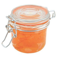 Genware Glass Terrine Jar 200ml