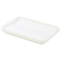Royal Genware Deep Rectangular Dish 20 x 14 x 2.5cm