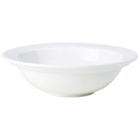 Royal Genware Rimmed Bowl 16cm