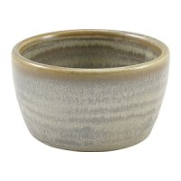 Terra Porcelain Matt Grey Ramekin 13cl/4.5oz