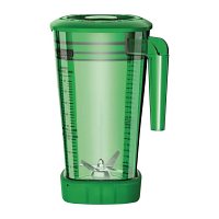 Waring 2Ltr Green Stacking MX Jar with Lid for CB135