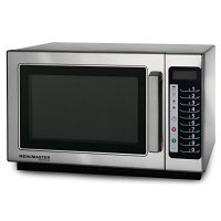 Menumaster Large Cavity Medium Duty Microwave Touch Pad 1100W